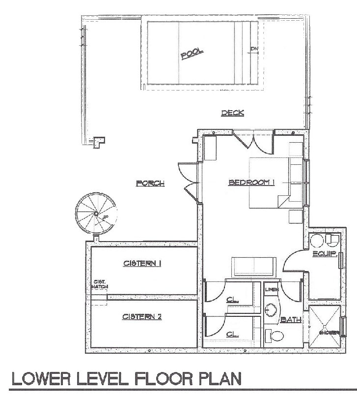 6 1 2007 The First Draft Of Apito Floor Plan Lower